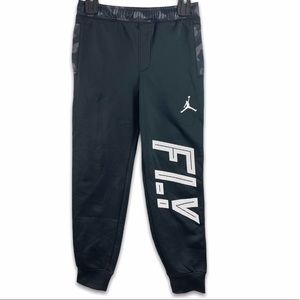Nike Jordan Therma Fit Fly Joggers Boys M